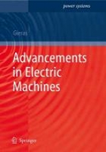 Gieras, J. F. Advancements in Electric Machines