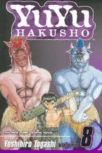 Togashi, Yoshihiro YuYu Hakusho 8