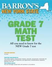 Stahl, Amy Barron`s New York State Grade 7 Math Test