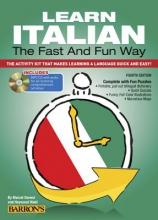 Marcel Danesi,   Heywood Wald Learn Italian the Fast and Fun Way with MP3 CD