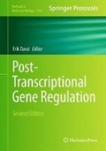 Erik Dassi Post-Transcriptional Gene Regulation