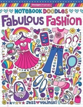 Volinski, Jess Notebook Doodles Fabulous Fashion