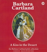 Cartland, Barbara A Kiss in the Desert