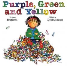 Munsch, Robert Purple, Green and Yellow