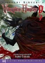 Hideyuki Kikuchi`s Vampire Hunter D 7