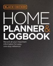 Peterson, Chris Black & Decker Home Planner & Logbook