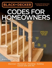 Barker, Bruce A. Black & Decker Codes for Homeowners