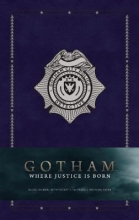 Warner Bros Consume Gotham Hardcover Ruled Journal