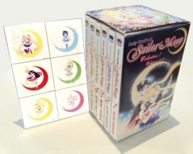 Takeuchi, Naoko Sailor Moon Box Set 1