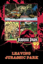 Jurassic Park Vol. 4: Leaving Jurassic Park