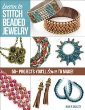 Marla Salezze Learn to Stitch Beaded Jewelry