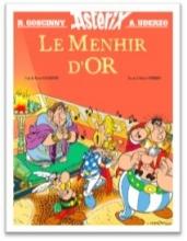 René Goscinny & Albert Uderzo , Asterix - Le menhir d`or