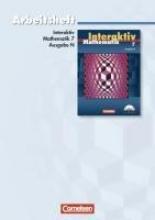Mathematik interaktiv 7. Schuljahr. Standardarbeitsheft. Ausgabe N