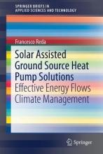 Reda, Francesco Solar Assisted Ground Source Heat Pump Solutions