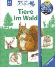 Prusse, Daniela Tiere im Wald