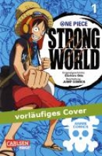 Oda, Eiichiro One Piece Strong World 01