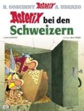 Goscinny, René Asterix 16: Asterix bei den Schweizern