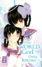 Wakaki, Tamiki The World God Only Knows 14