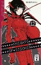 Nihei, Tsutomu Knights of Sidonia 12