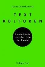 Geisenhanslüke, Achim Textkulturen