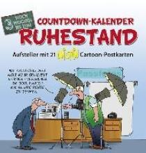Stein, Uli Countdown-Kalender Ruhestand