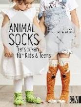 Reith, Elke,   Schidelko, Sabine Animal Socks
