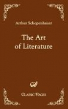 Schopenhauer, Arthur The Art of Literature