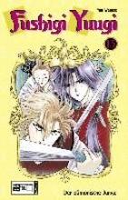 Watase, Yuu Fushigi Yuugi 15