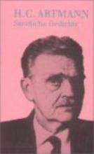Artmann, Hans Carl Sämtliche Gedichte