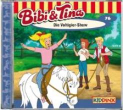 Bibi und Tina 76. Die Voltigier-Show