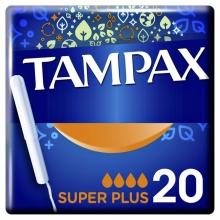 , TAMPAX Cef Tampons Super Plus 20st