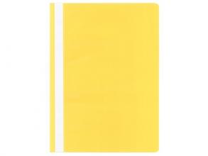 , snelhechtermap Kangaro A4 PP geel