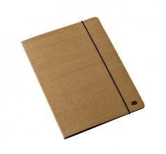, Sorteermap Multo Kraft Line A4 6 tabbladen