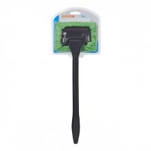 , Ruitenpoetser ProPlus microvezel zwart/groen 34cm
