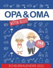 , OPA & OMA Scheurkalender 2022