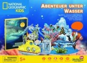 Abenteuer unter Wasser