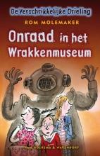 Rom Molemaker , Onraad in het wrakkenmuseum