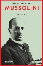 Emil Ludwig , Gesprekken met Mussolini