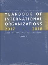 , Yearbook of International Organizations 2017-2018 (set) Volumes 1A & 1B