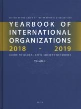 Union of International Associations , Yearbook of International Organizations 2018-2019