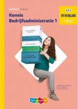 Stef Stienstra Gerard van Heeswijk, Kennis bedrijfsadministratie deel 1 Werkboek