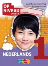 Erica Renckens Jacqueline Buhler  Evelien Otte  Geertje Plug, Nederlands 1 onderbouw; havo/vwo Leeropdrachtenboek