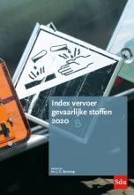 , Index Vervoer Gevaarlijke Stoffen. Editie 2020