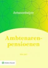 Antwoordwijzer ambtenarenpensioenen  2016/2017