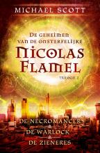 Michael Scott , De geheimen van de onsterfelijke Nicolas Flamel 2