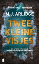 M.J. Arlidge , Twee kleine visjes