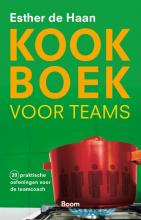 Esther de Haan , Kookboek voor teams