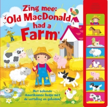 , Zing mee: Old MacDonald had a farm, 8 geluiden
