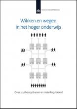Lex  Herweijer, Monique  Turkenburg Wikken en wegen in het hoger onderwijs 2016-28