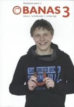 Arjan Boer Jos Crommentuijn  Evert Wisgerhof  Arend Jan Zwarteveen, Banas 3 vmbo-kgt Nask 1 Werkboek katern 2